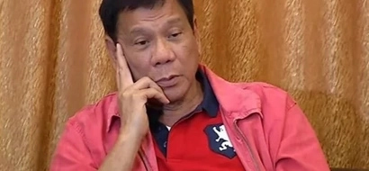 Duterte to be prim and proper during term