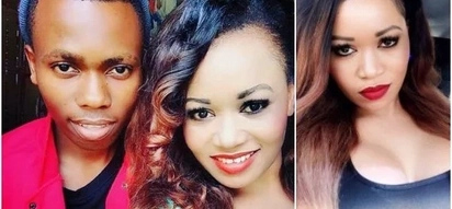 """Meet Vera Sidika's brother, who is rumored to have also """"removed his tint (photos)"""