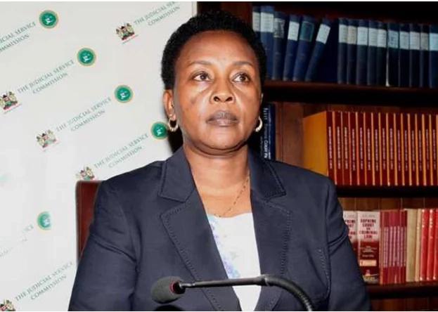 Philomena Mwilu nominated as next DCJ of Kenya