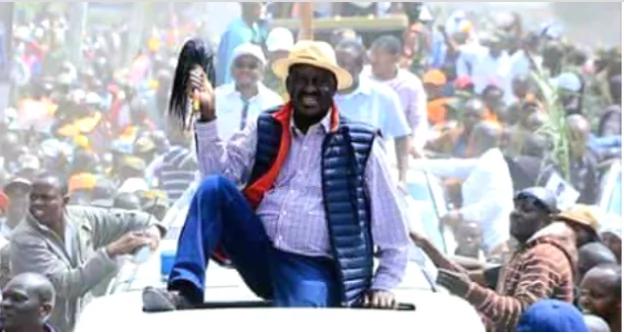 Rais Uhuru Kenyatta atoa onyo kali kwa viongozi wa NASA