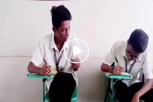 Pinoy duo explains different types of cheating during school exams...find out which one you could relate to!