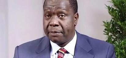 Kama ni China ungekuwa umepewa hukumu ya kifo – Wakili amwambia Matiang'i