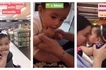 This heart-warming video of Mariel Rodriguez-Padilla & her baby Isabella is super cute! Nag-grocery sila!