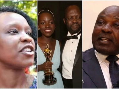 You should be campaigning for my father – Kisumu governor's daughter BITTERLY reacts to Lupita Nyong'o's open letter