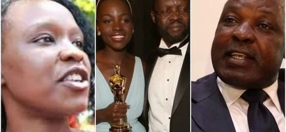 Lupita Nyong'o's MOVING endorsement letter to her father dragged in the mud by the governor's daughter