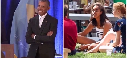 Barack Obama asimulia alivyolia baada ya kumwacha bintiye chuoni