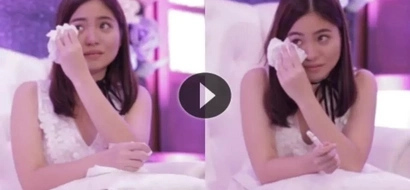 Find out why Sharlene San Pedro became emotional during her 18th birthday