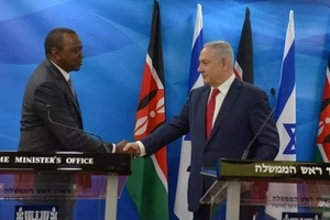 How Israeli PM's security details sneaked into Kenya before his arrival