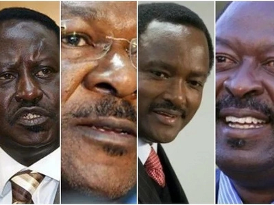 This is how the NASA presidential line-up looks like