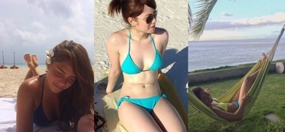 Wanderlust makes Jessy Mendiola's 2017 more sultry than ever
