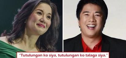Ex-Kapamilyas unite! Willie Revillame is bent on helping Kris Aquino make a comeback on primetime TV!
