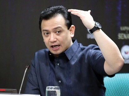 Because making noise is life: Trillanes stirs up scrutiny among peers