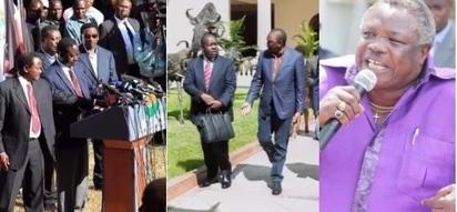 Francis Atwoli amkemea Waziri Matiang'i kufuatia alichomfanyia Raila