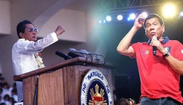 Duterte insists Marcos' burial at Libingan ng mga Bayani
