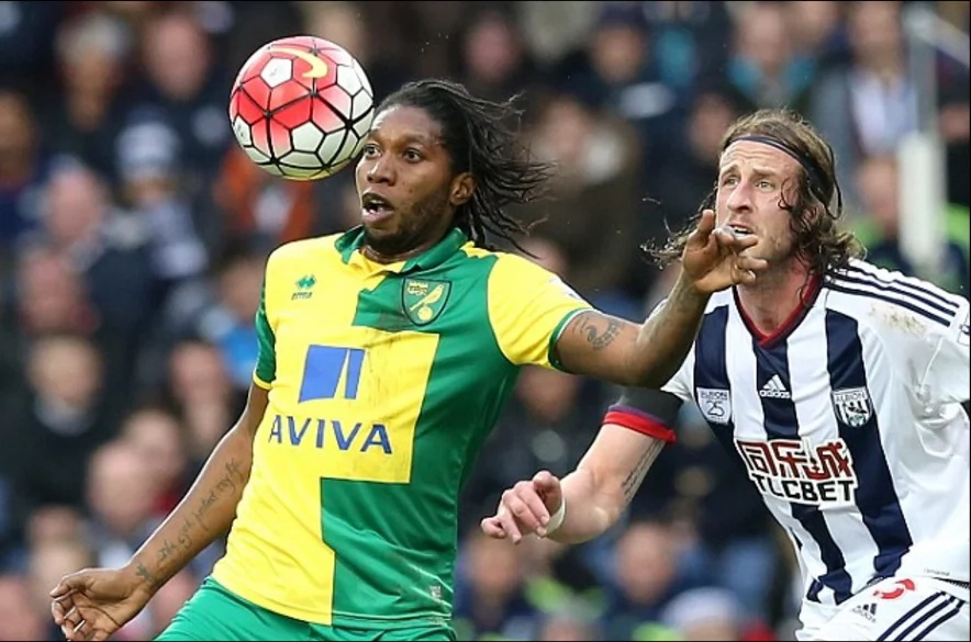 Norwich City's Mbokani was in Belgium when the bombings occured