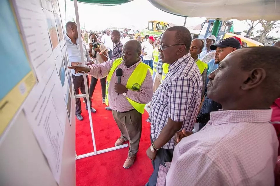 Revealed: 5 armed police units Uhuru used to bar Joho from attending his function