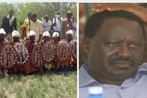 Raila Odinga warned by Kikuyu elders ahead of the August election