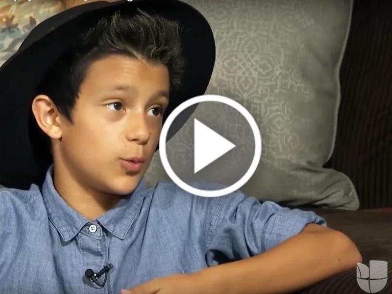 En video: el hijo transgénero de Karina habla de su transformación