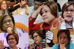 7 notorious times Leila De Lima is the most scandalous Filipino politician