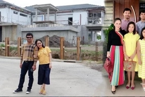 Ito ang pinaka sa lahat! Manny and Jinkee's new house may be bigger than their Forbes property. Check it out!