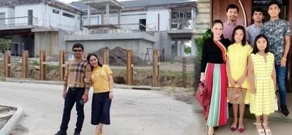 Ito ang pinaka sa lahat! Manny and Jinkee's new house may be bigger than their Forbes property. Check it out!