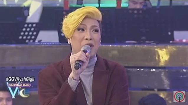 Vice Ganda asked Ronnie Alonte a sensitive question on Gandang Gabi Vice