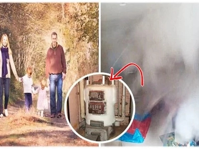 Nanny noticed some weird smoke coming from the children's playroom. When parents checked the baby monitor, they realized a terrible mistake!