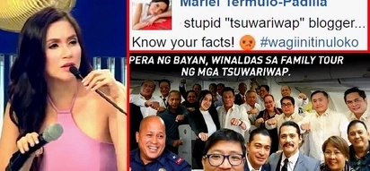 Uminit ang ulo! Mariel Rodriguez lambasts netizens who accused Robin Padilla of using taxpayers' money on trip to Russia with Duterte!