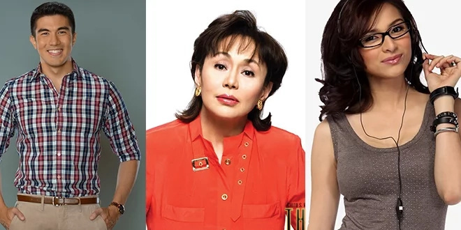 """Someone who can be a good mother to his future kids""-Vilma shares one thing in common in Luis' girlfriends."