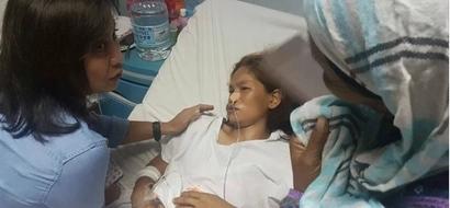 Heartbreaking story of Fatima Manalo, SURVIVOR of Davao bombing