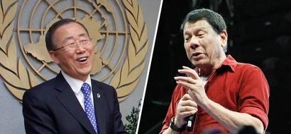 UN chief condemns Duterte's endorsement of media killings