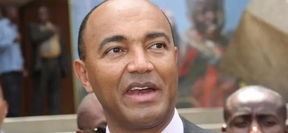 Peter Kenneth finally responds to Sonko's Ksh 1 billion bribery claim