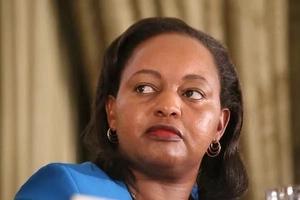Umepitwa na wakati kisiasa, Waiguru amweleza kiongozi wa Narc Kenya