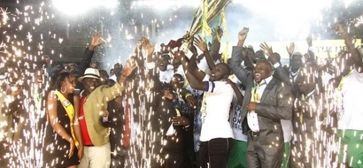 Gor Mahia Officially Crowned KPL 2015 Champs