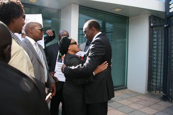 Ten killer photos of Uhuru Kenyatta and Margaret Kenyatta