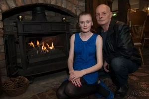 Teen who is set to marry 60-year-old janitor begs his wife to forgive him