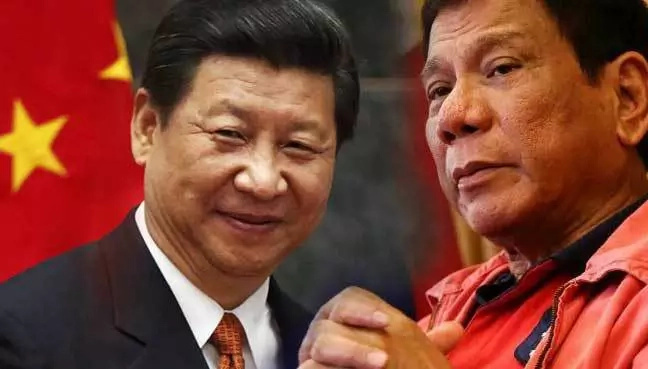 Duterte to China on illegal drugs: I will show restraint for now