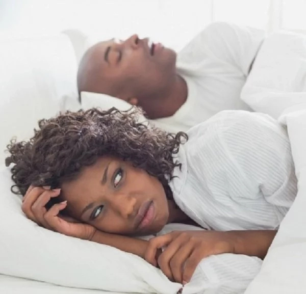 Here is the solution to your snoring problem