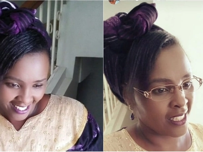 Ex mother-in-law actress, Celina, reveals mum's face during her 50th birthday and she is hot AF