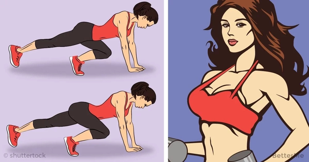Chest workout that can make your breast look perkier