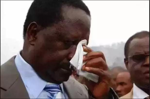 Ujumbe mzito wa rambirambi kutoka kwa Raila Odinga, kwa marehemu Janet Kanini Ikua