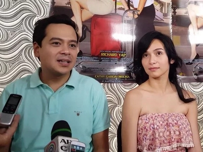 Is John Lloyd ready to have a baby?