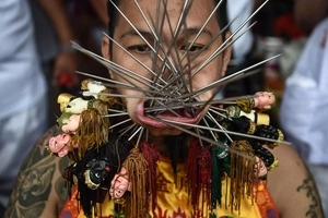 These 6 weird Asian festivals will surely gross you out