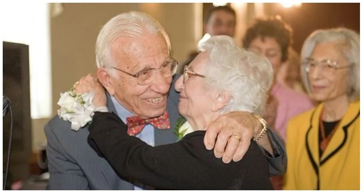 John and Ann Betar have been married for over 83 years, longer than anyone in the world and they reveal their secret to happiness