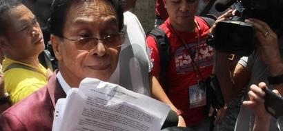 Panelo defends Duterte to UN executives