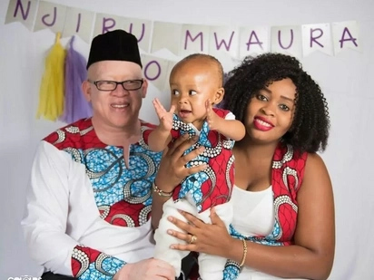 Jubilee Senator celebrates son's first birthday in emotional message, a year after losing twins