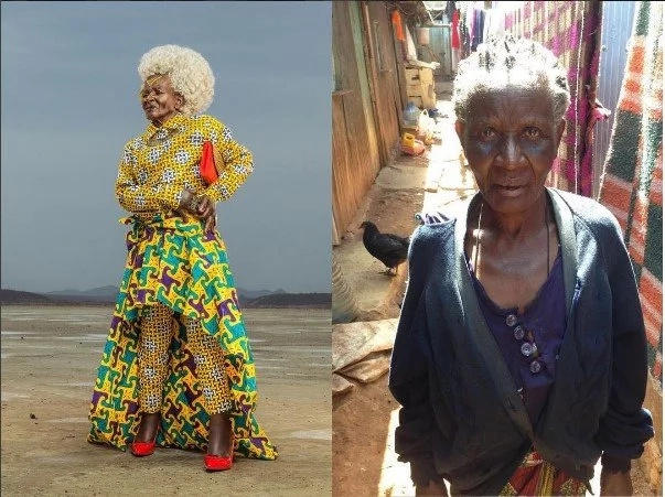 Badass Kenyan grannies! Meet former circumcisers who turned fashion mentors with awe-worthy style (photos)