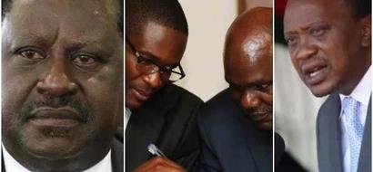 Raila atakoma kuzozana na tume ya uchaguzi iwapo kakake atachaguliwa kuiongoza