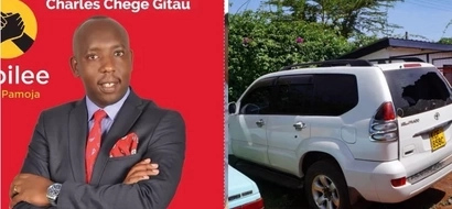 Jubilee MP aspirant who allegedly kidnapped himself beaten in primaries