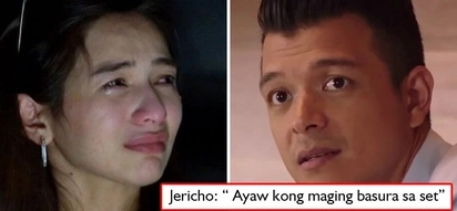 Sorry po! Jericho Rosales gives Jennylyn Mercado his most sincere apologies after he backed out of their reunion movie project